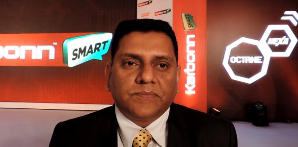 Shashin Devsare, executive director, Karbonn