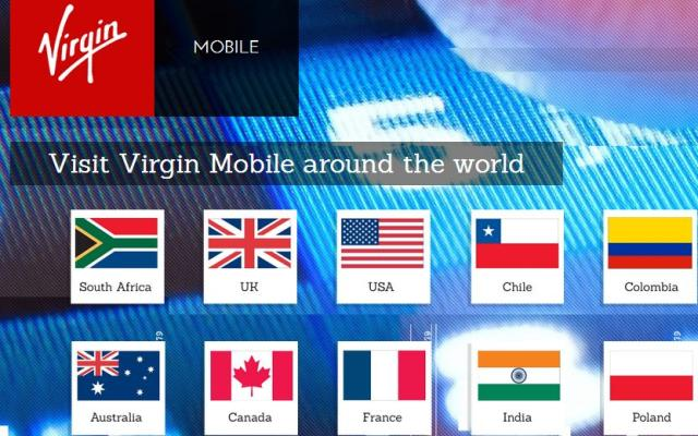 Virgin Mobile spreads wings