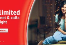 Airtel special tariffs for night