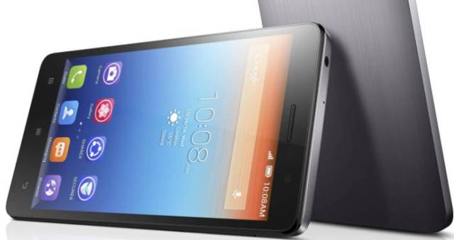 Lenovo S860 launched in India