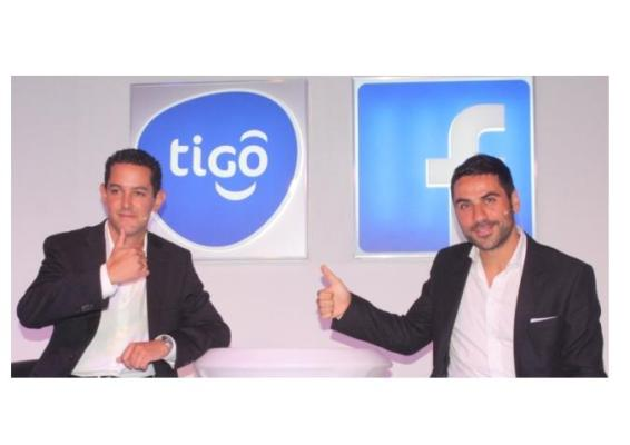 Tigo Facebook alliance
