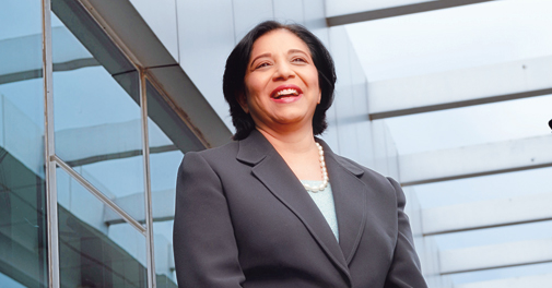 Vanitha Narayanan, managing director, IBM India