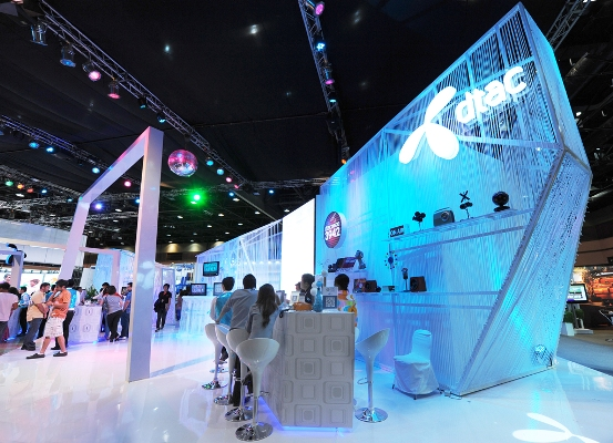 dtac booth