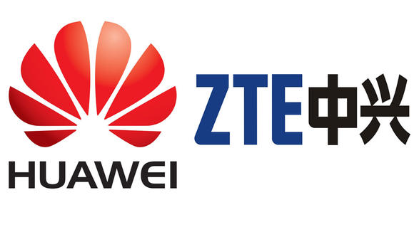 Huawei and ZTE's CPE shipments