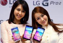 LG G Pro 2 launch earlier