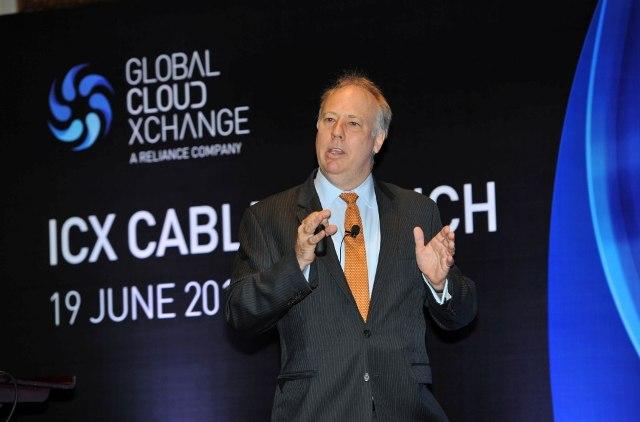 Global Cloud Xchange CEO