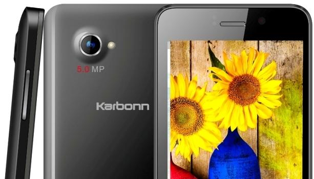 Karbonn unveils Titanium S99on Android KitKat OS