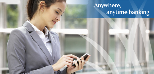 Mobile banking India
