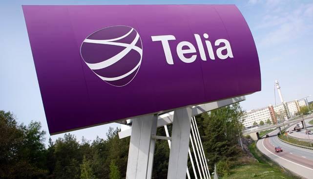 TeliaSonera telecom operator