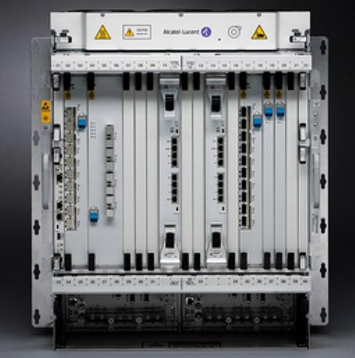 Alcatel-Lucent single-carrier 200G DWDM optical line card