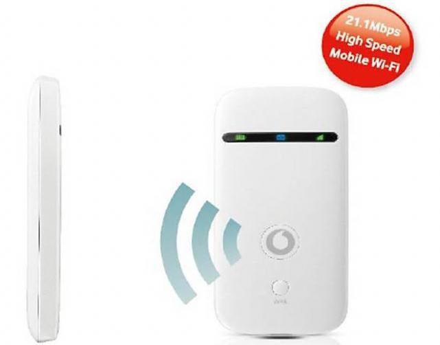 Vodafone 3G mobile Wi-Fi dongle