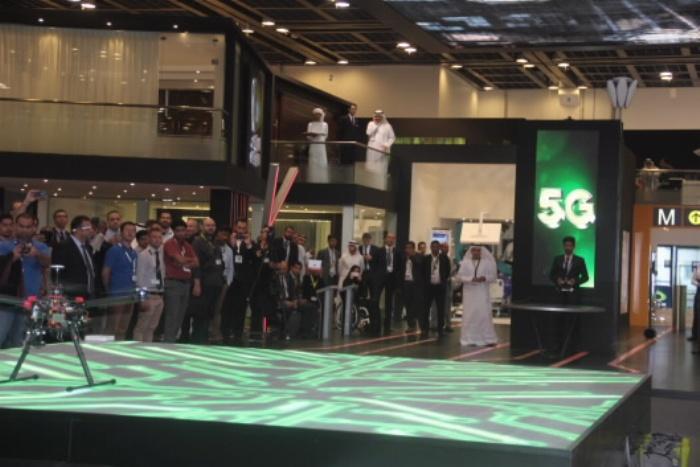 Huawei and Etisalat Showcase Future of 5G Mobile Broadband