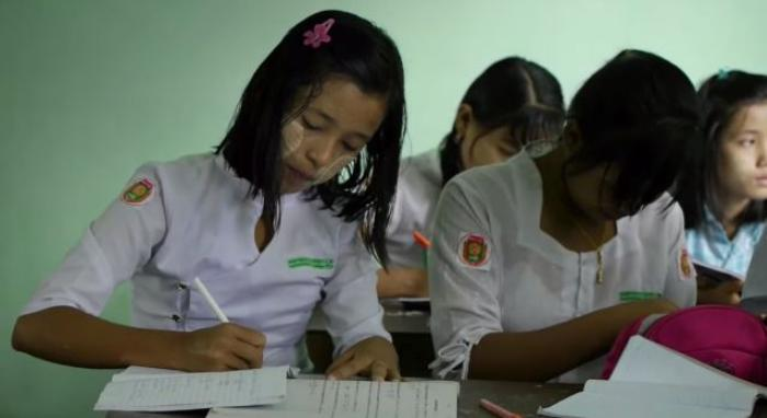 Ericsson to support girls' education in Myanmar by improving