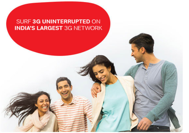 Airtel One Touch Internet