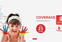 Tikona broadband coverage