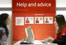 Vodafone UK retail