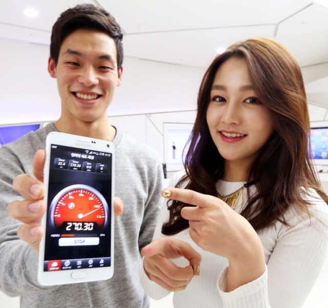 SK Telecom and first Tri-band LTE-A Service