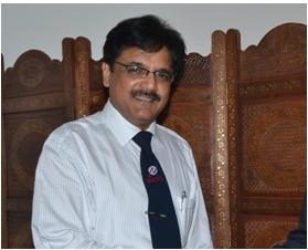 BSNL CMD Anupam Shrivastava