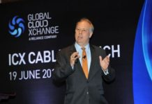 Global Cloud Xchange CEO Bill Barney