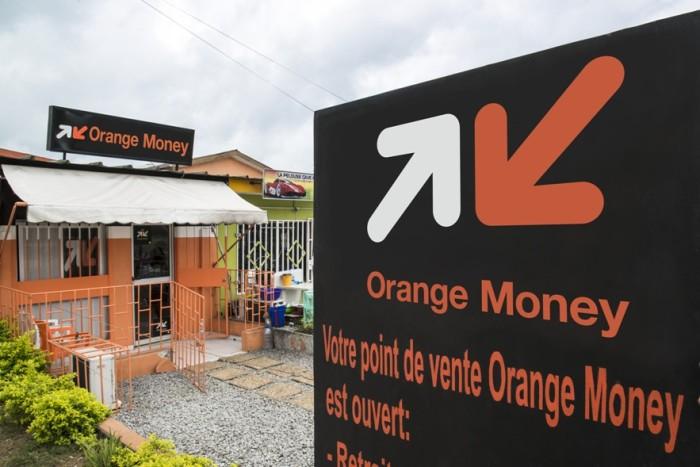 Orange Money service