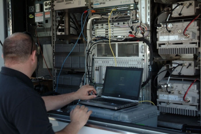 Sprint telecom network