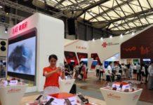 China smartphone user