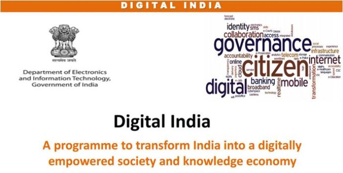 Digital India facts