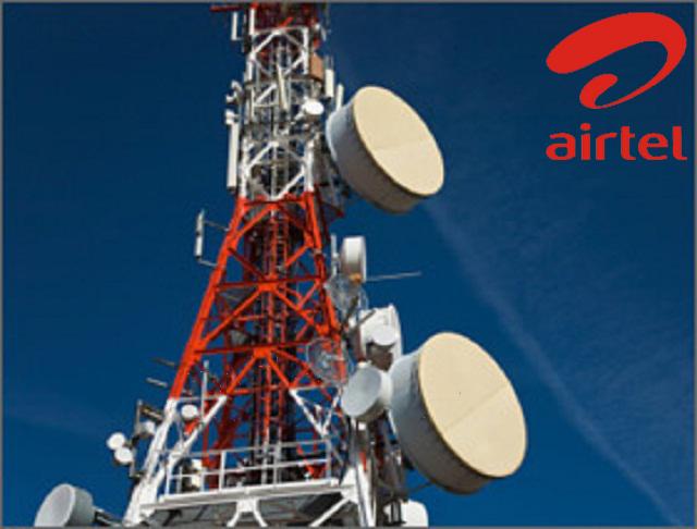Airtel 3G tower