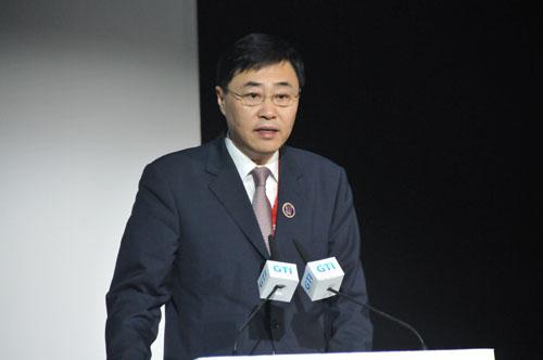 China Mobile chairman Shang Bing