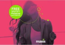 Maxis LTE investment