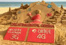 Airtel 3G and 4G