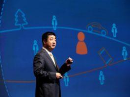 Huawei rotating CEO Ken Hu