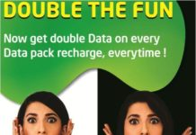 Videocon Telecom offers double data