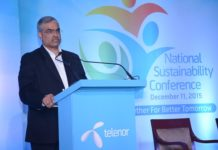 Sharad Mehrotra, CEO of Telenor India