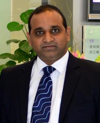Alcatel-Lucent Vimal Kumar Kothandaraman