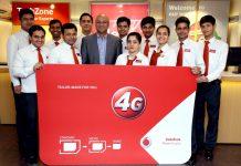Vodafone 4G SIM in Delhi