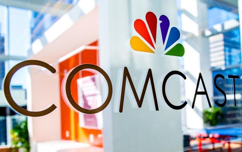 Comcast Center in Philadelphia
