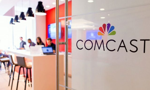 Comcast investment