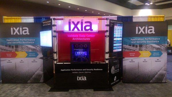 Ixia testing