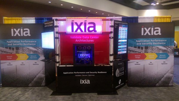 Ixia reveals TrafficREWIND solution | TelecomLead