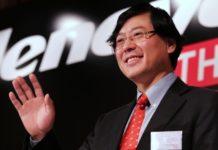 Lenovo CEO Yuanqing Yang