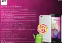 Reliance 4G smartphone