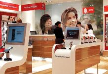 MTS Russia retail