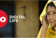 Reliance Jio Digital Life