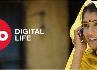 Reliance Jio Digital Life