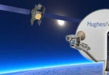 Hughes broadband satellite