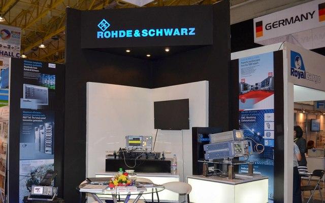 Rohde & Schwarz for telecom network testing
