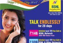 BSNL mobile plan