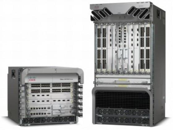 Cisco ASR9010 router