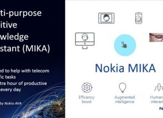 Nokia brings digital assistant MIKA